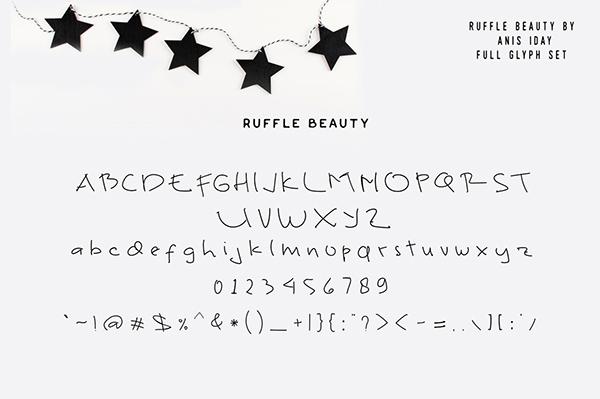 Ruffle Beauty2