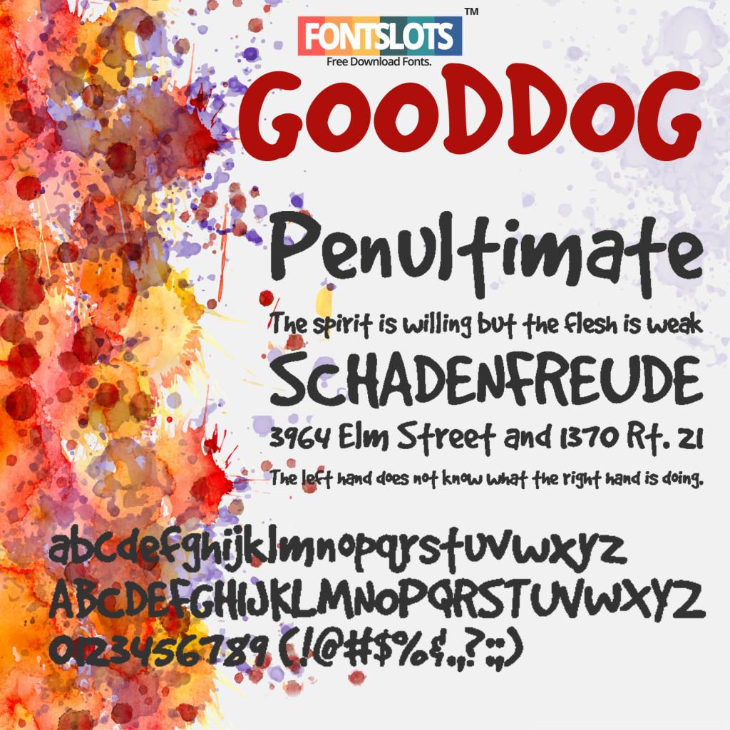Good Fonts 01