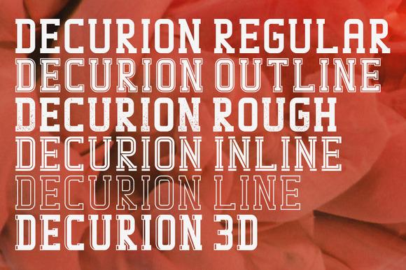 Decurion 3