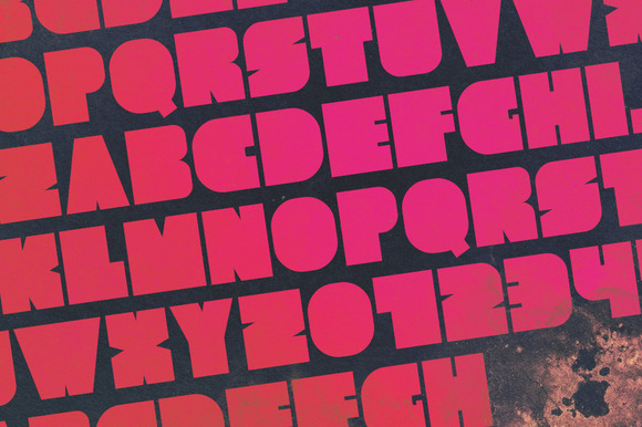 Cred Typeface 2