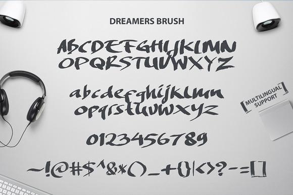 Dreamers Brush5