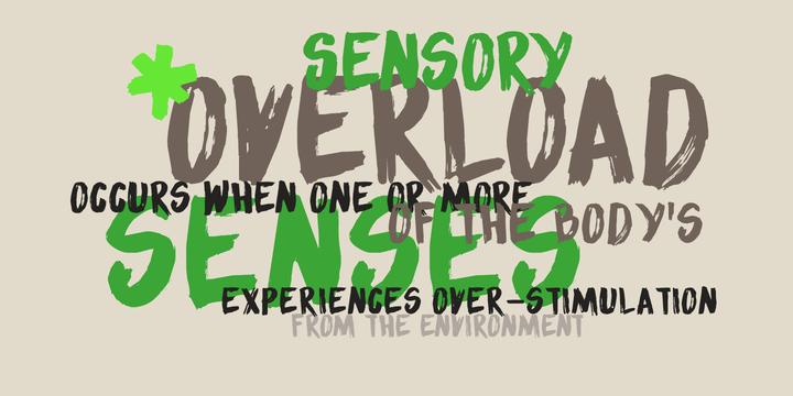 Sensory Overload 2