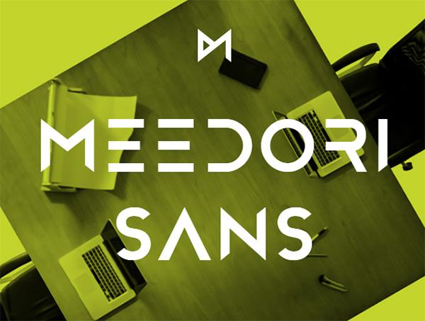 Meedori Sans