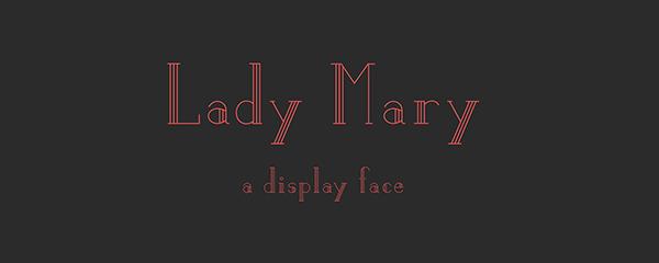 Lady Mary 1