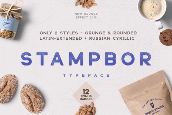 Stampbor 1