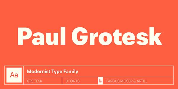 paul-grotesk